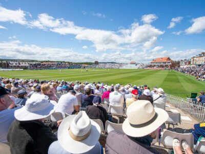 Yorkshire Cricket and Scarborough agree ten-year deal