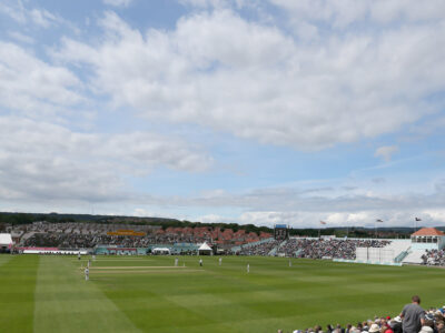 Spectator information ahead of Yorkshire CCC v Northamptonshire CCC